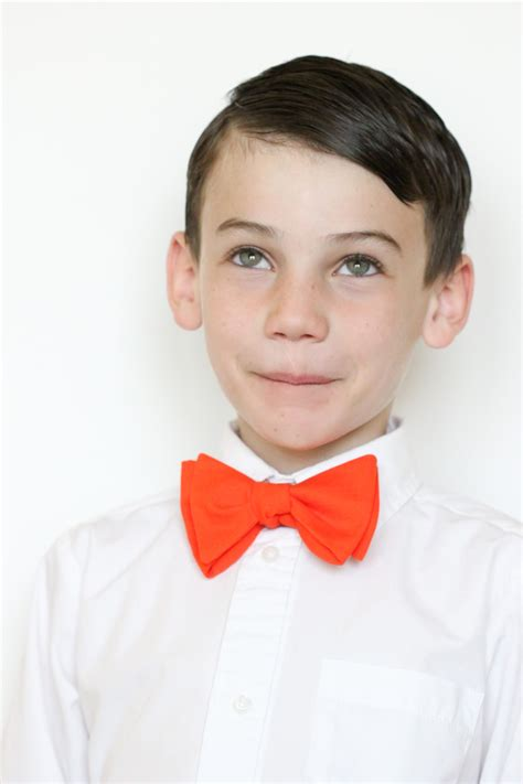 mix and match bow ties free pattern and tutorial