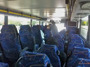 does megabus a bathroom megabus the next big thing the rivard report