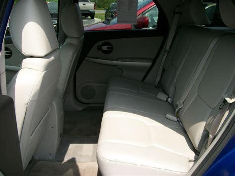 Chevrolet Equinox 2005 Interior 2005 chevrolet equinox interior pictures cargurus