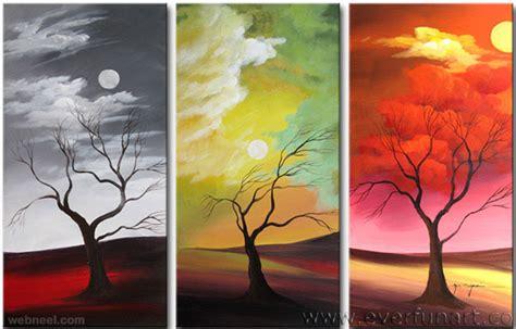 baum cycles paintings tree painting season 1