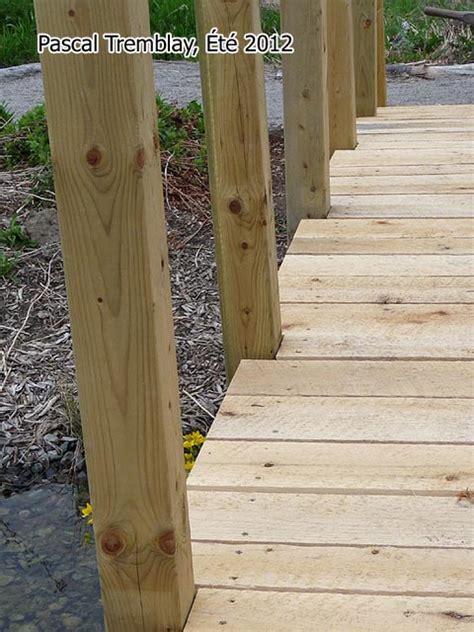 water garden bridge plans garden bridge deck building