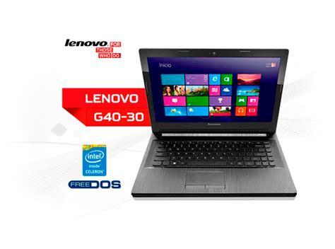 Laptop Lenovo G40 30 Fid jual laptop lenovo g40 30 bnib tambun store