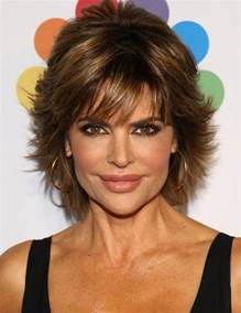textured hairstyles for womean 50 2014 lisa rinna s short hairstyles pretty textured