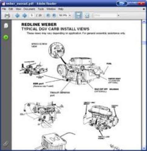 car repair manuals online pdf 1992 suzuki samurai user handbook weber installation instruction for suzuki samurai download downlo