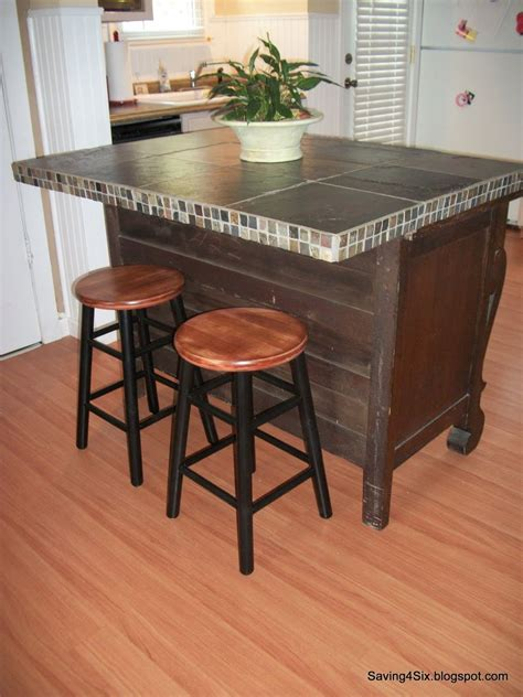 kitchen island buffet hometalk buffet turned island