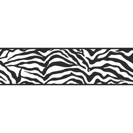 zebra print wallpaper border for bedrooms glam zebra print wallpaper border black white stickers for wall com