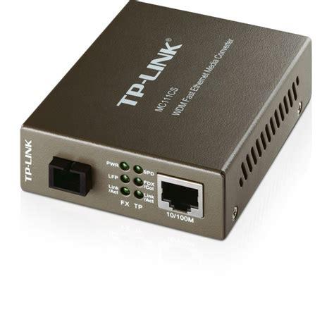 converter link tp link 10 100mbps wdm media converter