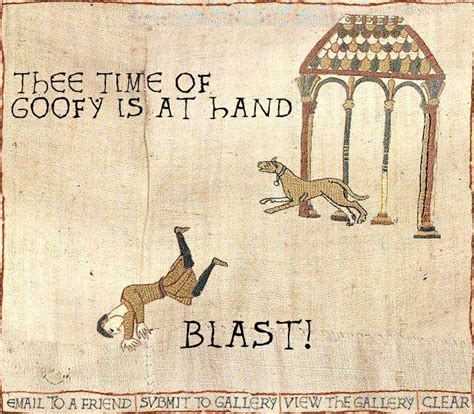 Tapestry Meme - image 2990 medieval macros bayeux tapestry