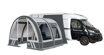 motorhome awnings direct 2018 dorema traveller air all season inflatable motorhome