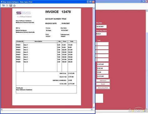 create a free invoice dinara me