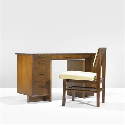 frank lloyd wright desk frank lloyd wright desk model 2000 and chair
