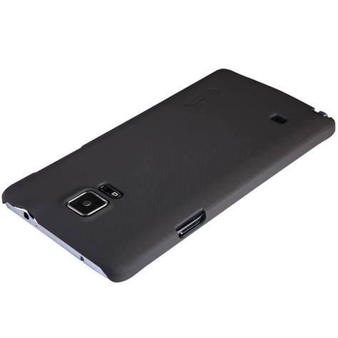 Nillkin Frosted Samsung Galaxy Note 4 Black nillkin frosted shield samsung galaxy note 4 black