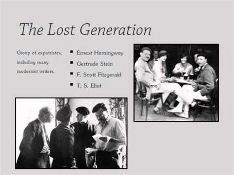 ernest hemingway biography lost generation apush american author video ernest hemingway by connie
