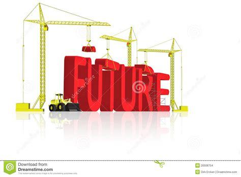 build a future build your stock illustration illustration