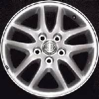 Toyota Camry Bolt Pattern Toyota Camry Factory Wheels At Andy S Auto Sport