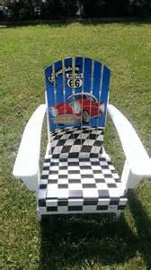 57 chevy adirondack chair