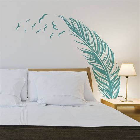 bedroom wall decals best 25 wall stickers ideas on pinterest fake brick