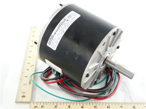 york condenser fan motor oem a o smith york coleman condenser fan motor 1 4 hp 208