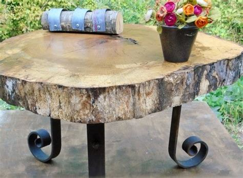 best 25 tree stump coffee table ideas on