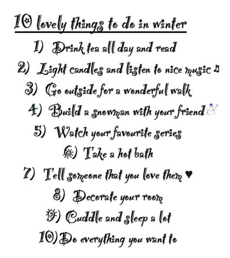 10 Things To Do With In Winter by 1000 Images About Winter Ideas On Beats