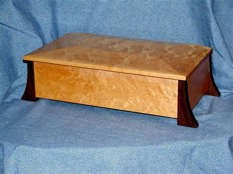 Handcraft Woodworking - handcrafted wood jewelry box by pfl woodworking
