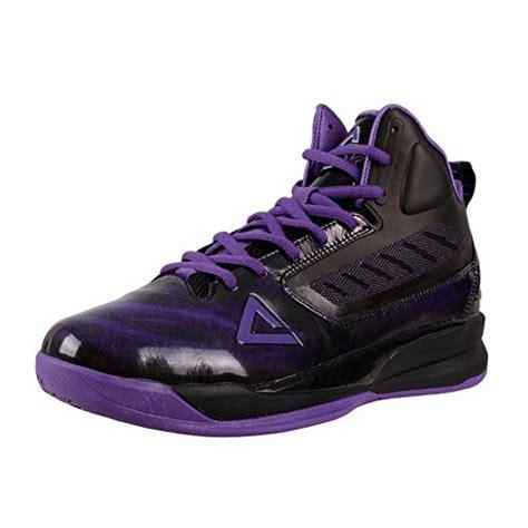 basketball shoes in dubai peak s fiba series speed basketball shoes purple black