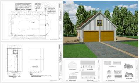 barn style garage with apartment plans g394 garage with apartment 9 plans