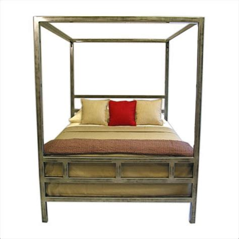 Stainless Steel Bed Frames Stainless Steel Canopy Bed Frame In Jodhpur Rajasthan India Sandeep Industries