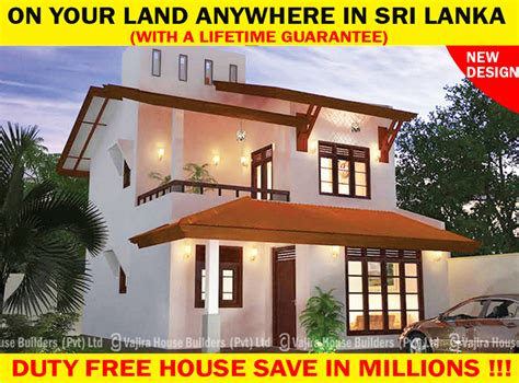 house designs and floor plans in sri lanka lct 22 vajira house builders limited best