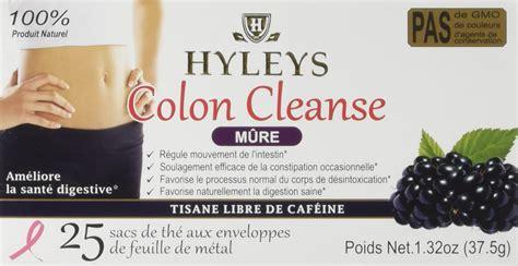 Hyleys Wellness Tea Detox by Hyleys Tea Slim Tea Goji Berry 1 32 Ounce