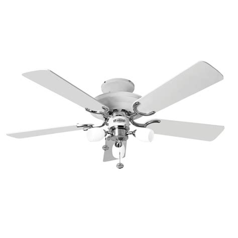 Ceiling Fan Conversion Kit Fantasia Mayfair Ceiling Fan 42 Inch Stainless Steel With