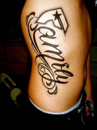 family tattoo design family