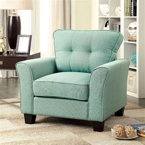 Fabric Chairs For Living Room by Accent Chairs Living Room Blue Fabric Accent Chair