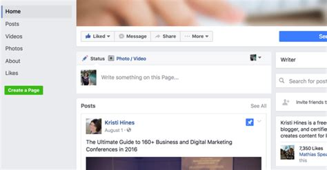facebook themes website facebook page layout changes how marketers should respond