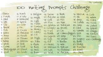 Image result for 100 writing prompts