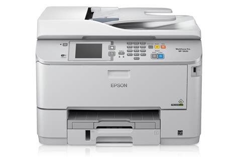 Printer Epson Workforce Pro Wf 6091 epson workforce pro wf 5620 network multifunction color printer inkjet printers for work