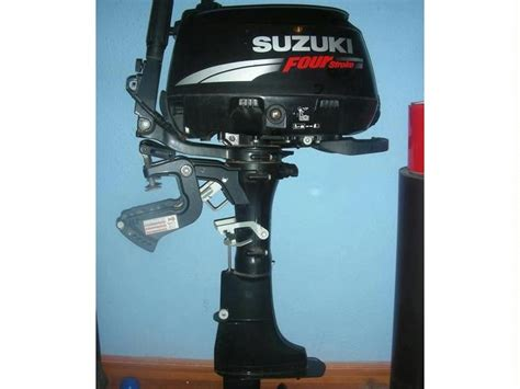 Suzuki Df6 Price Suzuki Df 6 In Barcelona Power Boats Used 69576 Inautia