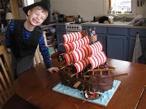 ok google how to make a paper boat lessons from a pirate ship cake starlighting