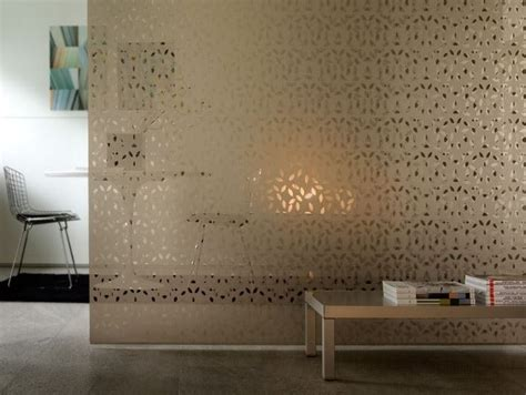 float glass partition wall decorflou 174 design defne koz by