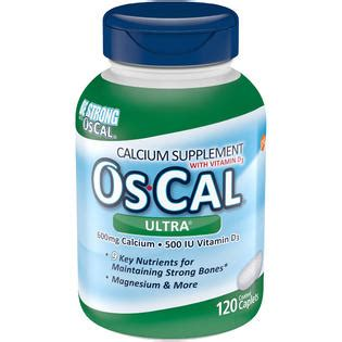 Os Cal os cal ultra 600 plus coated tablets 120 count