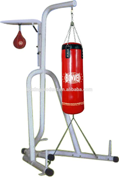 best selling punching bag rack with speed view