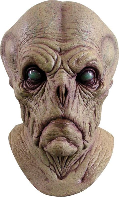 alien probe halloween mask