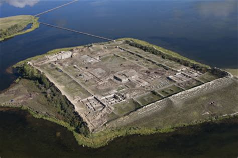 Lake With An Island Mystery siberian island mystery solved world archaeology