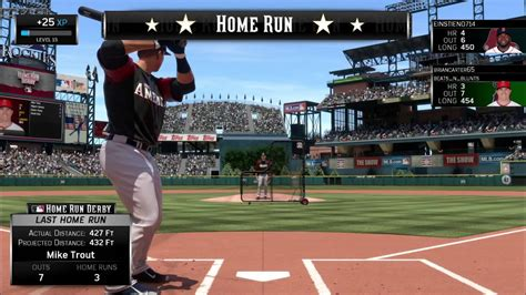 mike trout home run derby win