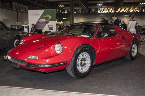 Ferrari E Fiat by Ferrari Dino E Fiat Dino Foto Allaguida