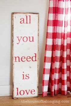 red and white buffalo check curtains gingham curtains on pinterest primitive curtains