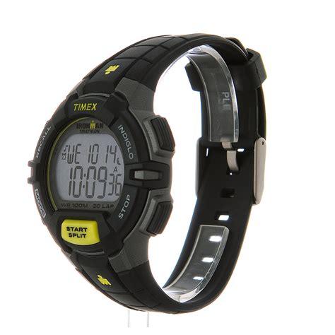 Timex Ironman 30 Rugged by Timex Ironman S Triathalon Rugged 30 W Resin Sport Ebay