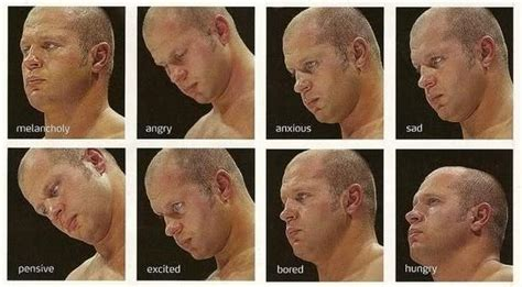 Fedor Emelianenko Meme - fedor quote on how he looks at his opponents sherdog