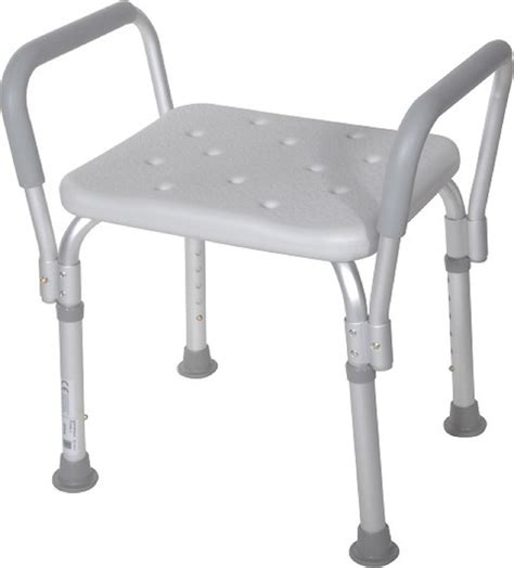 padded bath bench knock down bath bench with padded arms free shipping