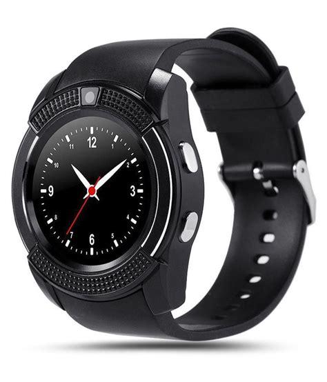 Onix Smartwatch U U8 Black N White Smart 1 bingo black smartwatch with rate monitoring